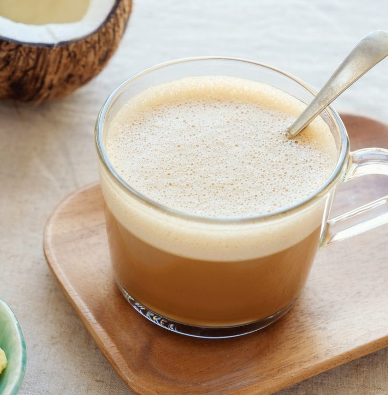 bulletproof coffee cooking