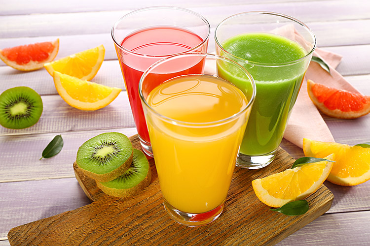 fruits juice