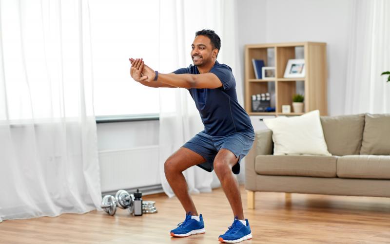 簡単、合理的。HIIT(高強度インターバルトレーニング)の健康効果とは?