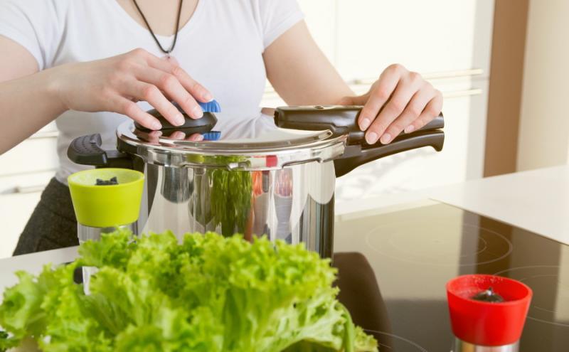 圧力鍋でレクチンも破壊?キッチンをハックしてより健全な食生活を送る知恵。