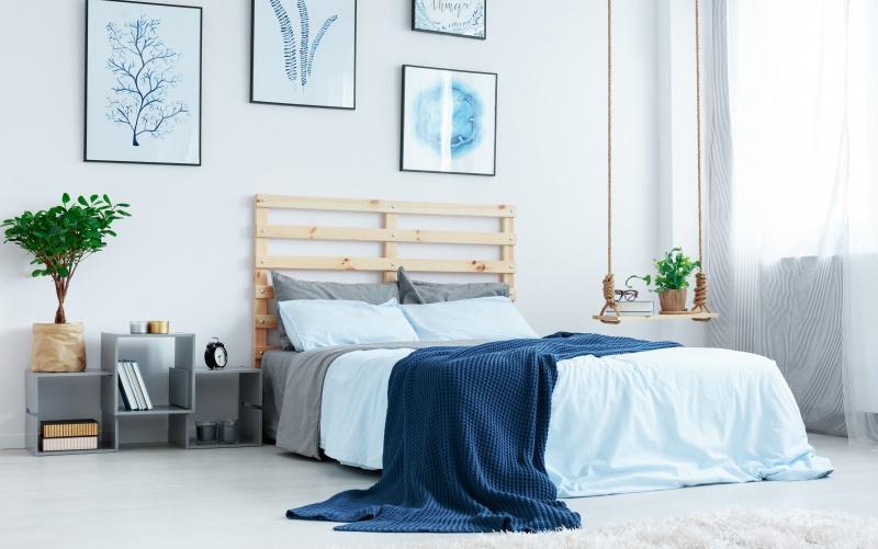 寝室をハックして快適な睡眠を得る6つの方法。