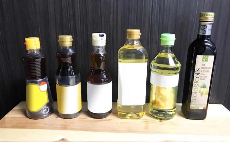 geefee LAB検査シリーズ2 油の酸化テスト~ゴマ油編~