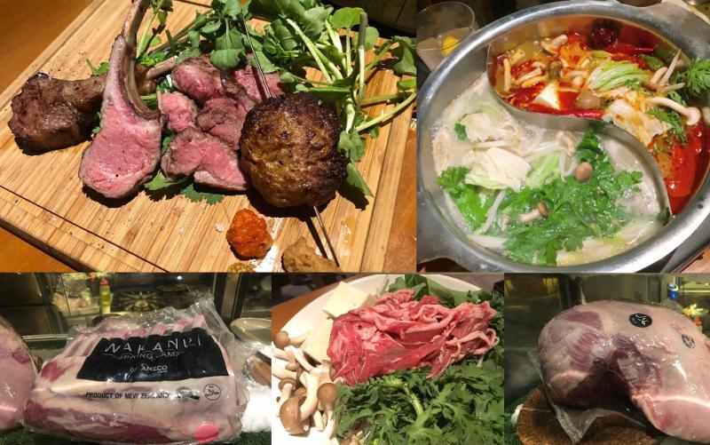 レストランレビュー ラム&パクチー Salad days 三軒茶屋 (サラダデイズ)