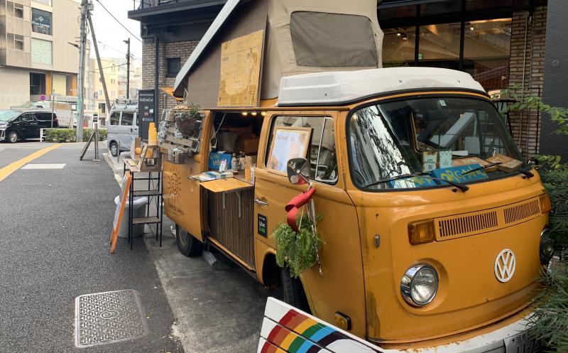 原宿でバターコーヒーが飲める!ハワイ発「The Sunrise Shack(サンライズシャック)」のコーヒースタンド!