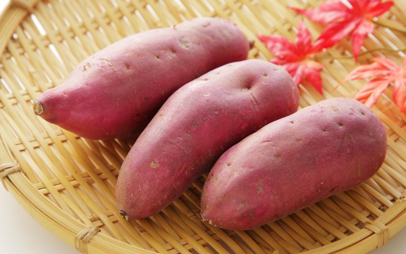 秋の味覚!サツマイモの美味しい健康効果