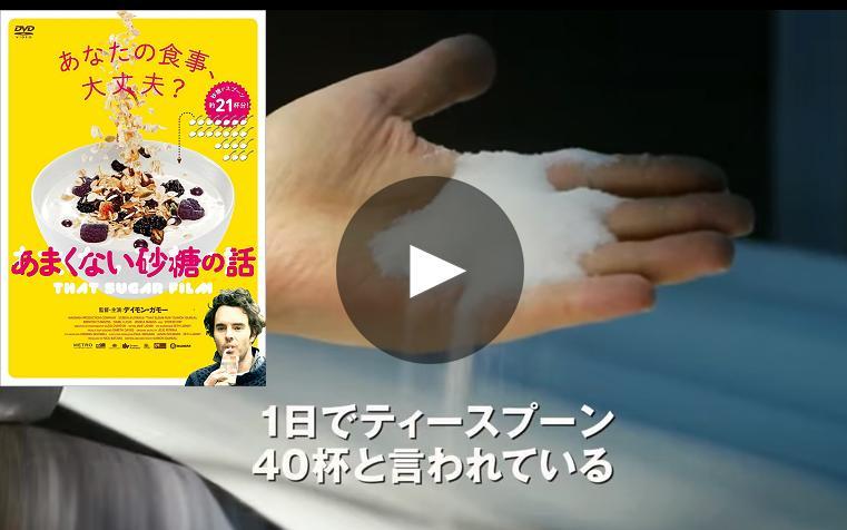 映画レビュー ~あまくない砂糖の話(洋題: That Sugar Film)~
