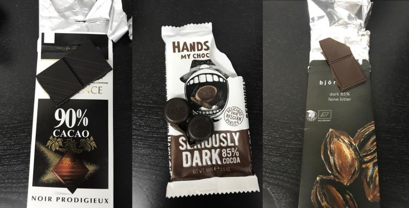 限りなくカカオに近いチョコレート