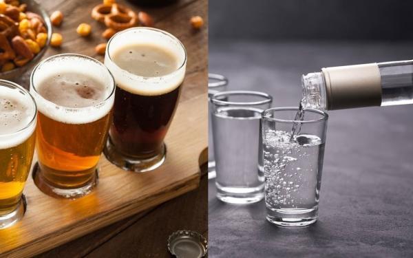 アルコール度数だけじゃない、醸造酒 vs蒸留酒。健康に良いのはどっち?