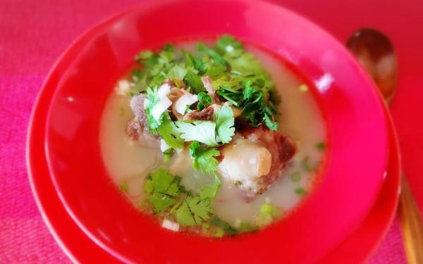 牛テールスープ~geefeeレシピ~
