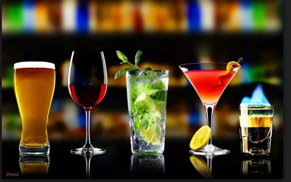 「シリコンバレー式」アルコールマップ~何を飲む?~