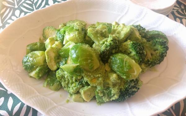 完全野菜の簡単レシピ