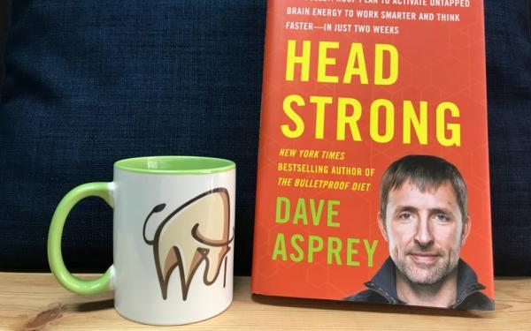 HEAD STRONG シリコンバレー式頭がよくなる全技術 』デイヴ・アスプリー著