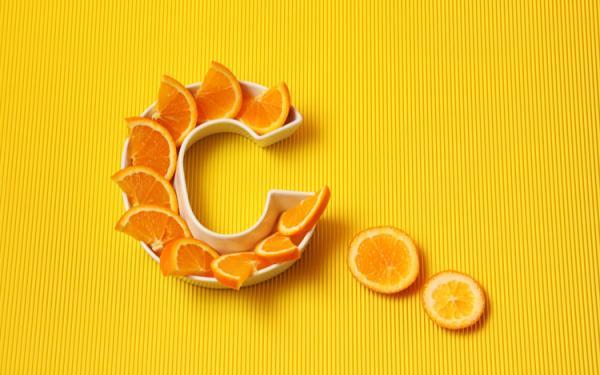 免疫力&美容効果アップのためにビタミンCを摂りましょう。