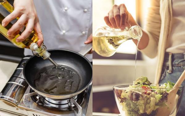 料理に使う食用油、健康のためにはどれがいいの?代表的な5つの油を徹底比較!