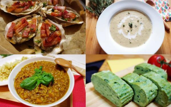 寒い冬だからこそ食べたい!geefeeオリジナルの健康効果が期待できるレシピ集。