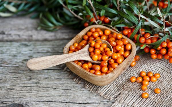 オメガ7のパルミトレイン酸も!美と健康に良い成分が満載のシーバックソーン