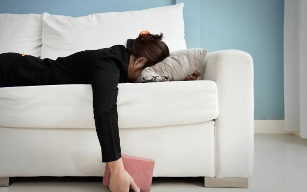 あなたの疲れや倦怠感を引き起こす5つの原因と解決策。